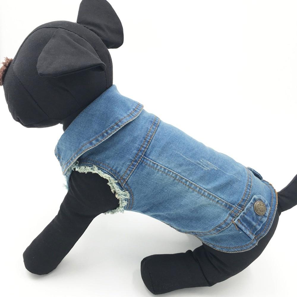 Small Dog Denim Jacket