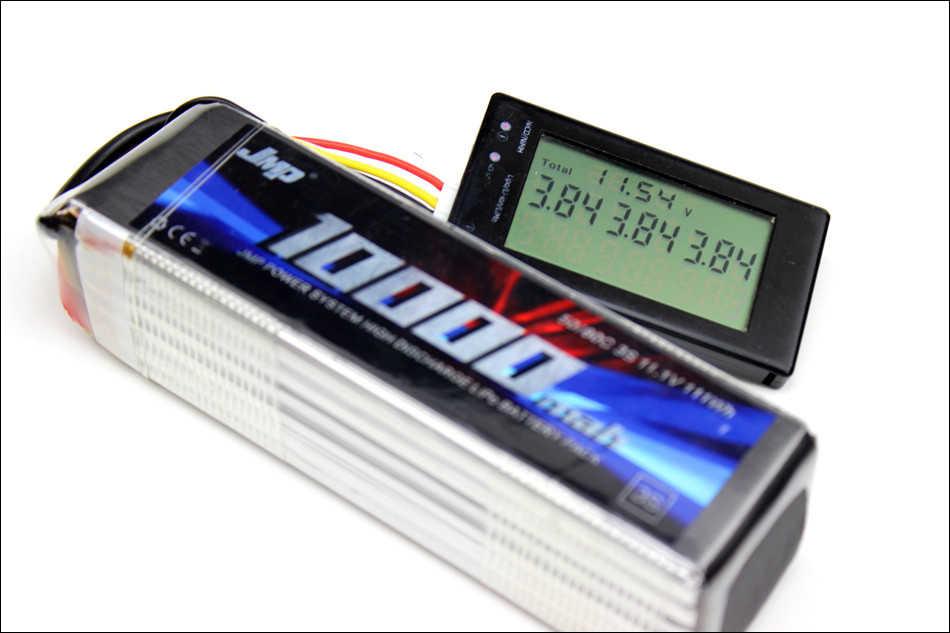 2pcs JMP Lipo Battery 3S 10000mAh 11 1V Battery Pack 60C Battery for  TRAXXAS X-MAXX 77086-4 SPARTAN DCB-M41