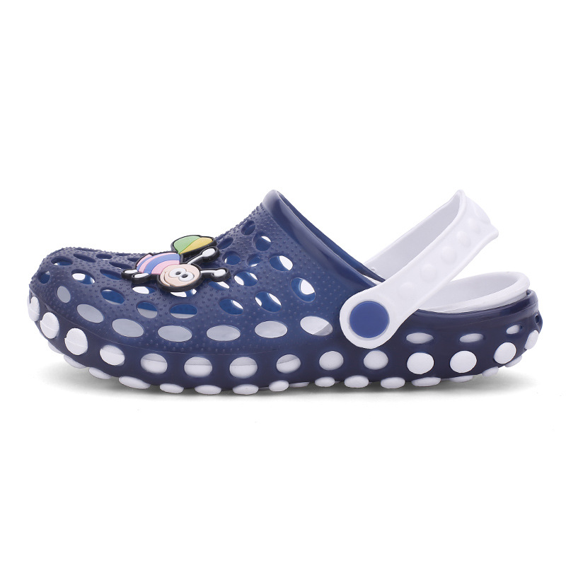 NEW Child Casual Boys Girls Jeely Soft Summer Sandals Croc Fit Shoe Charms  Slippers Baby Beach Shoes Kids Garden Light Shoes-in Slippers from Mother    Kids ... 39130b42f6a