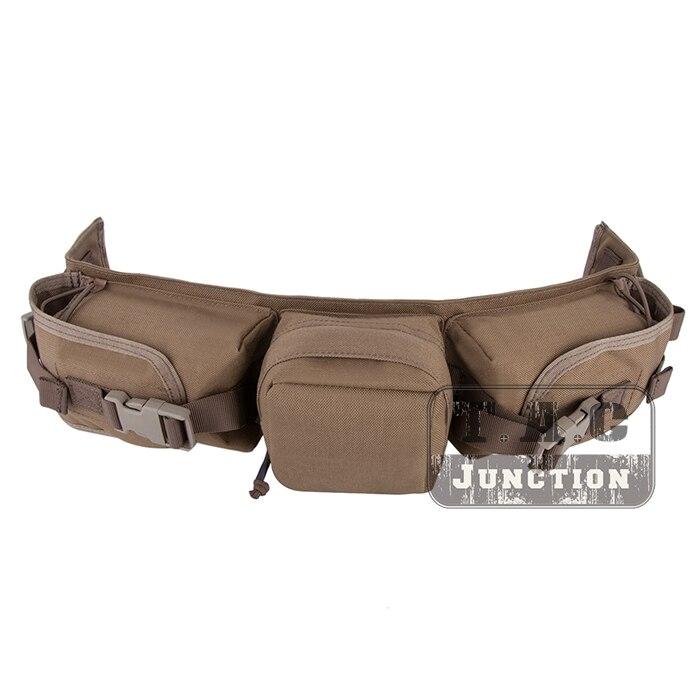 EmersonGear высокое Скорость Снайпер пояс пакет сумка для хранения Emerson журнал Подсумок-коричневый