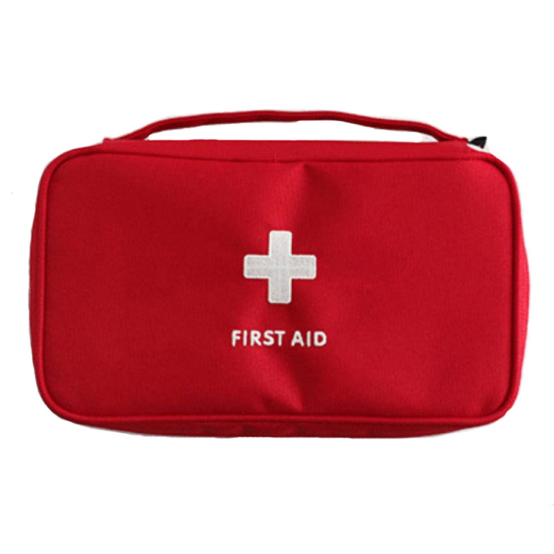 2018 Portable First Aid Emergency Medical Kit Survival Bag Empty Medicine Storage Bag Travel Outdoor Sport Camping Tool