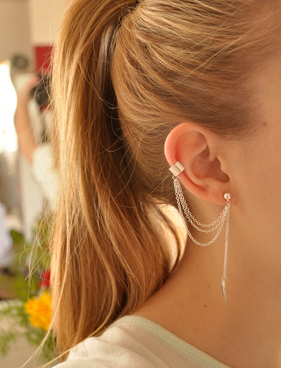 Free Shipping Factory Price Fashion Fine Jewelry Earings Vintage Earring Brincos Charm Stud Earrings For Women
