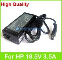 18,5 V 3.5A 65 Watt AC notebook power adapter für HP Compaq Business Notebook NX6310 NX6315 NX6320 NX6325 NX6330 NX6363 TC4400 ladegerät