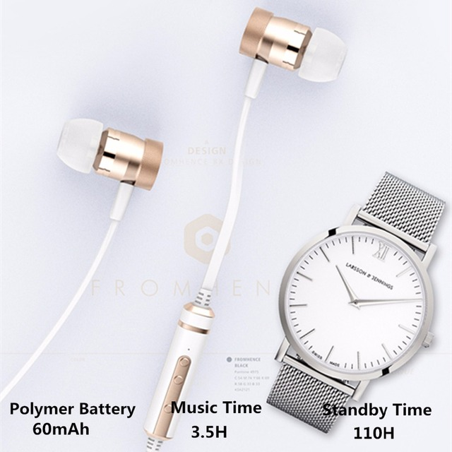 Bluetooth Earphone With Mic