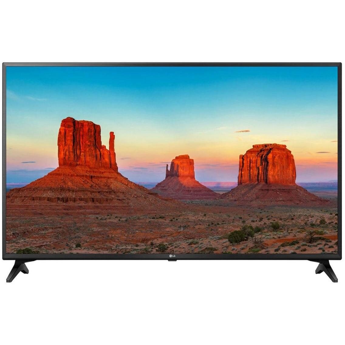 TV smart TV Android Apple TV TV LG 43 polegada 4K IPS LCD Ultra UHD Resolucion 3840x2160 HDR WiFi DVB-T2C frete grátis