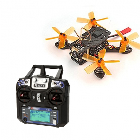JMT Flysky FSI6 Remote Control FS-RX2A Receiver Toad 90 Micro Brushless FPV Racer Helicopters With jmt bat 100 100mm carbon fiber diy fpv micro brushless racer airplane with flysky fsi6 fs i6 6 ch transmitter remote control