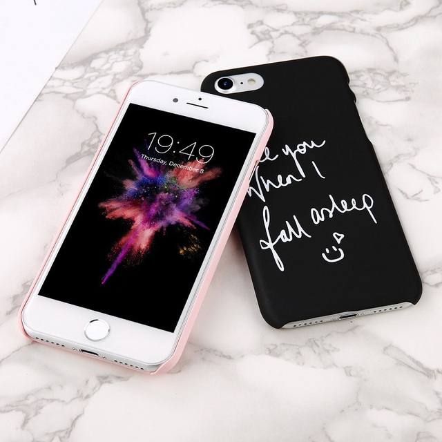 coque iphone 7 citation amour