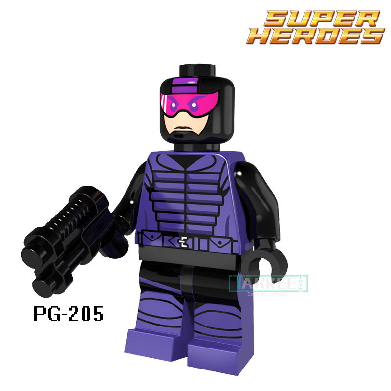 Building Blocks Paladin Black Spider Whiplash Figures PG205 Super Hero Star Wars Set Model Action Bricks Kids DIY Toys Hobbies berkley whiplash pro в америке
