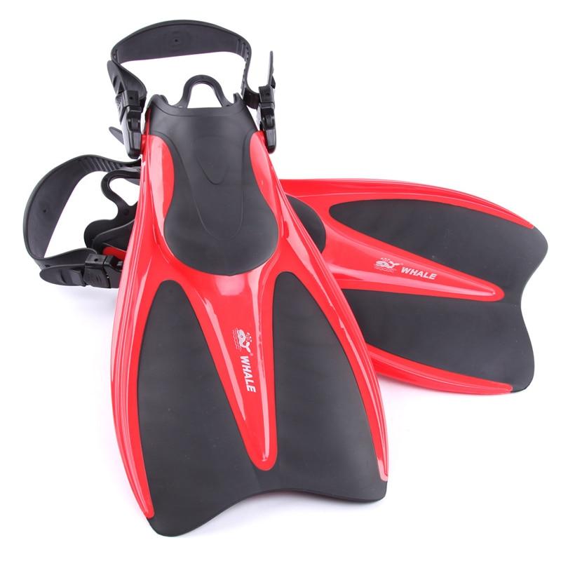 Dewasa Flexible Comfort Swimming Fins Submersible Long Flippers Kolam - Sukan air - Foto 3