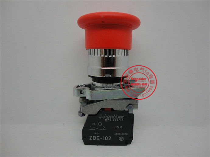 Push button switch XB4 Series XB4BT842 XB4-BT842 push button switch xb4 series zb4bj5 zb4 bj5