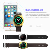 Smart Watch GS3 Smartwatch Heart Rate Monitor Relogio Clock Fitness Tracker Smart Electronics Smart Wacht For