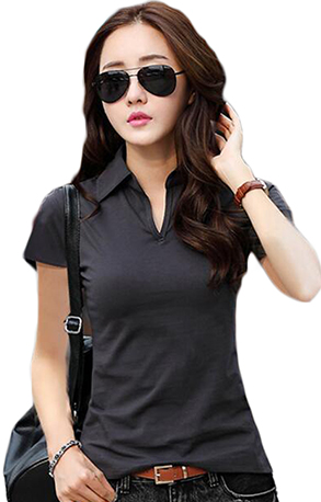111 polo shirt women