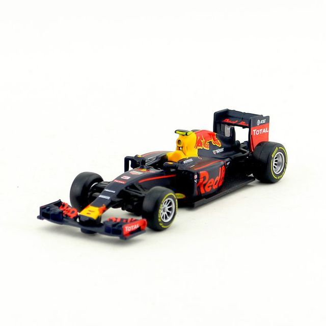 9d444fb689c 1 43 Brand new Scale 2018 metal diecast F1 formula 1 Red Bull Racing TAG  Henuer RB13 No.33 Max Verstappen cars styling model toy