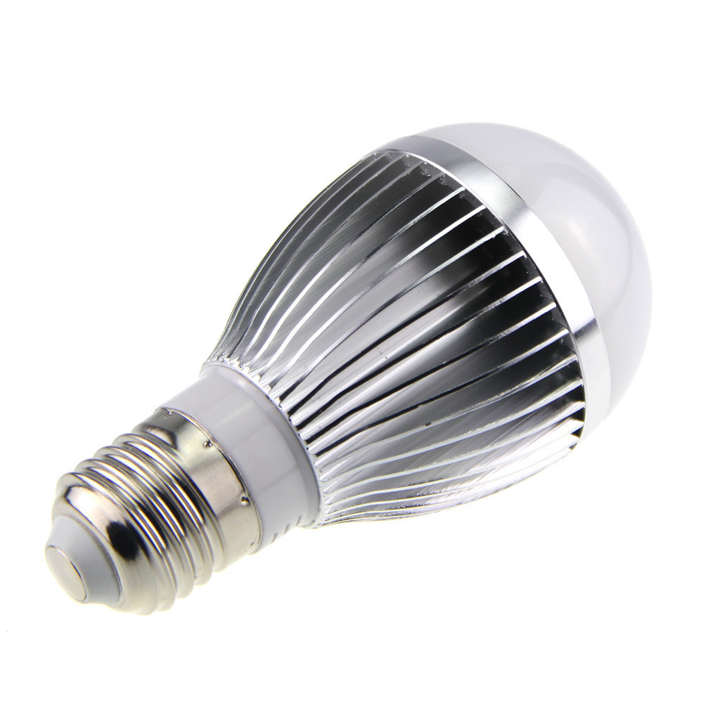 free shipping mini order ultra bright e27 dimmable globe led bulb light lamp ac85 265v 3w 5w 7w. Black Bedroom Furniture Sets. Home Design Ideas