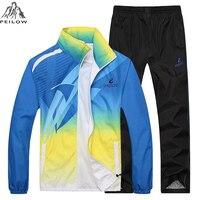 New Fashion Spring Autumn Men And Women Hoodie Sweatshirt Outwear Tracksuit Men Brand Clothing Gradient Printed