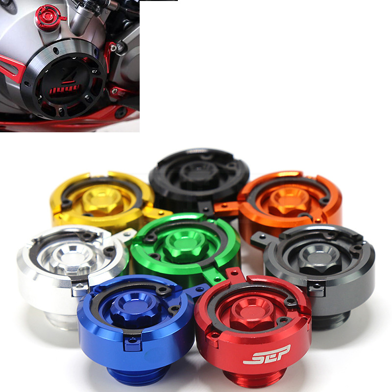 Motorcycle CNC Engine Oil Filler Cap inlet Cover Screw For Yamaha Tmax500 Tmax530 Tmax 500 530 T-MAX 2008 - 2016 Moto Accessory motorcycle m20 2 5 red engine oil filler cap cnc filler cover screw for yamaha t max530 12 15 t max500 08 11 mt 09 fz 09 13 15