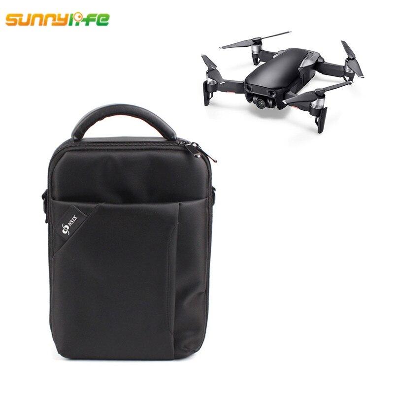 Sunnylife for DJI Mavic Air Bag Nylon Handbag Portable Drone Shoulder Bag Carrying Storage Case for DJI Mavic Air Accessories