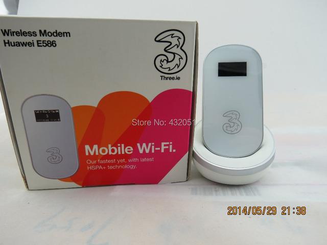 Huawei E586 3 G / HSPA + MIFI inalámbrico Dongle punto de acceso