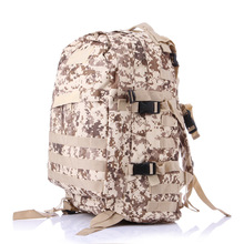 KUNDUI upgraded version of high-grade backpack mountaineering bag leisure student school bags army camouflage backpacks 3P new
