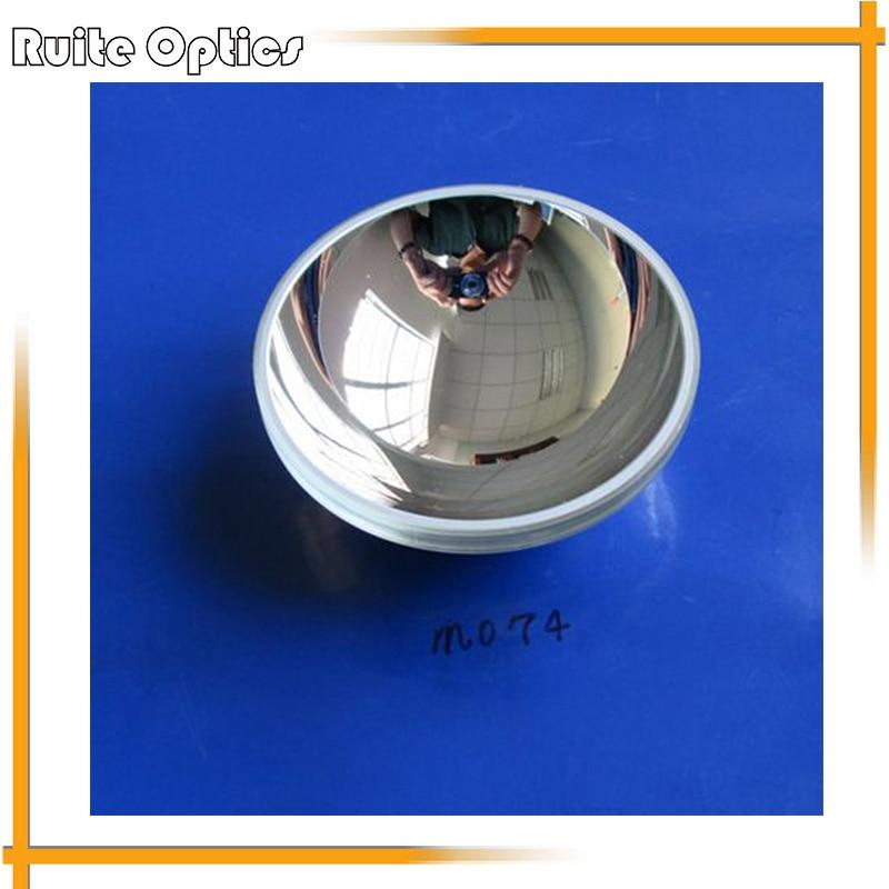 1pc 68mm Diameter Optical Glass Focal Length 40mm
