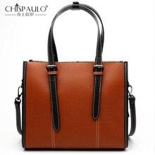 Новая мода из натуральной кожи тиснение женская сумка для женщин сумки через плечо в стиле пэчворк для женщин роскошный дизайн женские кожаные сумки