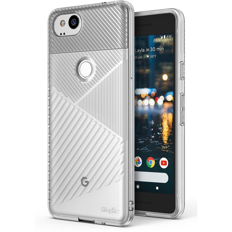 Bevel Google Pixel 2 / 2XL Case Diagonal Textured Lightweight Drop Resistant Cases For Google Pixel 2 / Pixel 2 XL
