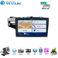 YESSUN For Honda Fit Jazz 2014~2018 Car Android Multimedia Player GPS Navigation Big Screen AUTO Radio Bluetooth