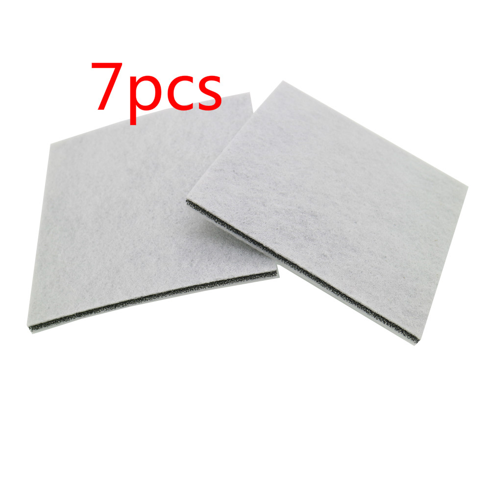 7Pcs/Lot filterfor Philips Electrolux Replacement Motor cotton filter wind air inlet outlet filter Vacuum Cleaner HEPA Filter 4pcs lot vacuum cleaner hepa filter for philips electrolux replacement motor filter cotton filter wind air inlet outlet filter