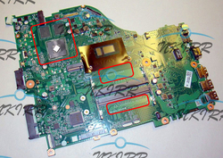 DAZAARMB6E0 REV:E ZAAR I5 CPU DDR4 MX130 płyta główna dla Acer Aspire E5-576 E5-576G