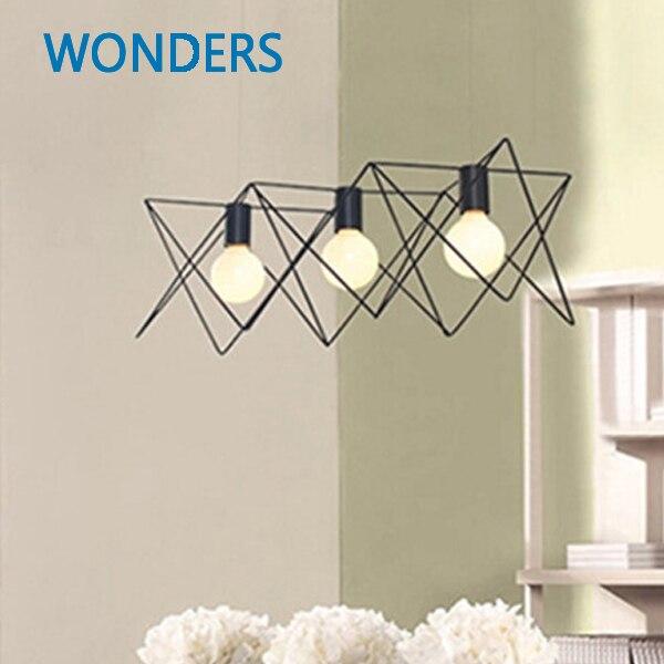 Loft βιομηχανικά φώτα μενταγιόν vintage - Εσωτερικός φωτισμός
