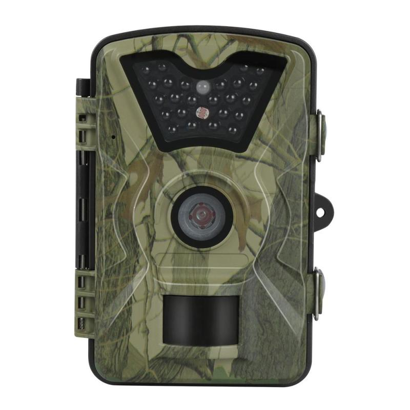 12MP Wild Camera HD 1080P Game Scouting IR Hunting Camcorder Wireless 24pcs LCD Night Vision Chasse Infrared Cam Hunter Camera