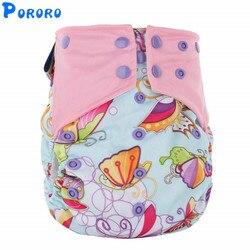 1 pcs reusable ai2 cloth diapers nappy cover pockets double gusset baby girls boys cartoon print.jpg 250x250