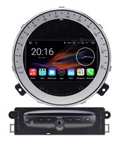 Quad Core HD 1024 600 Android 4 4 4 Car DVD Player GPS For BMW Mini