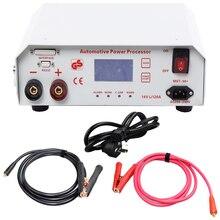 Интеллектуальное зарядное устройство MST-90 + Автомобильный стабилизатор напряжения стабилизатор для авто ЭБУ Программирование и кодирование стабилизатор напряжения