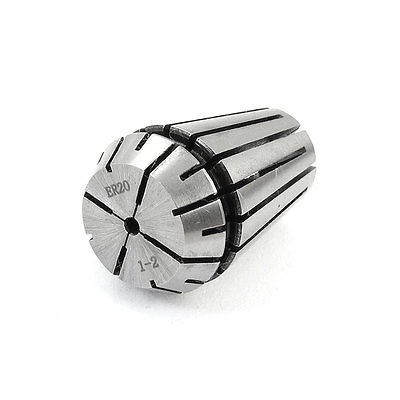 1pc ER20 1/1.5/2/2.5/3/3.175/4/5/6/7/8/9/10/11/12/13mm Stainless Steel Spring Collet Chuck Milling Lathe Tool er16 precision spring collet for cnc milling lathe tool 1 5 2 5 3 5 4 5 5 5 6 5 7 5 8 5 9 5 10 5 3 175 6 35 mm
