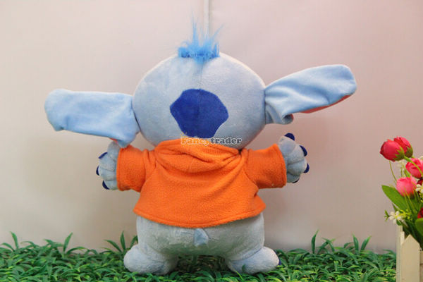 Fancytrader 24\'\' 60cm 2015 New Giant Plush Stuffed Stitch, 2 Colors Available Free Shipping FT90147 (6).jpg