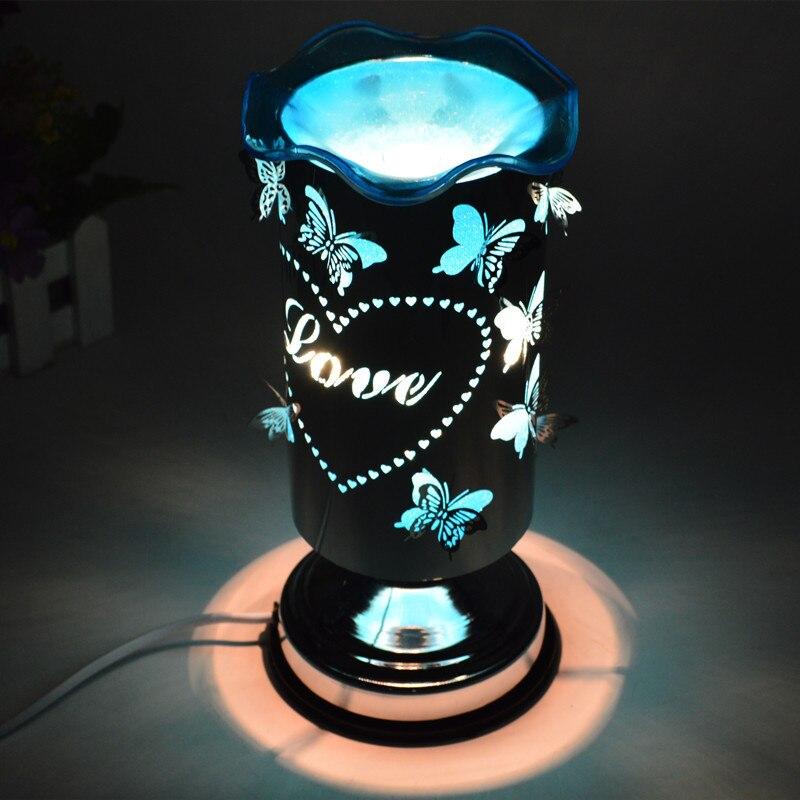 AIMIHUO arôme lampe plug tactile induction chambre lampe de chevet cadeau créatif fours parfumés
