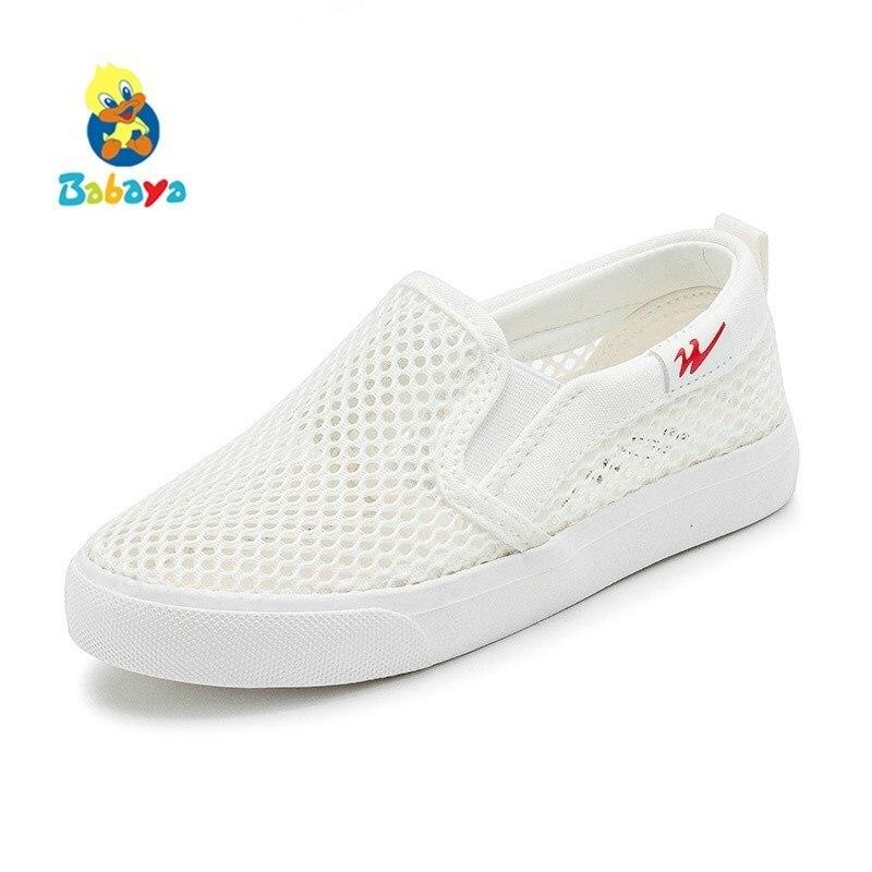 2018 Children Shoes Boys Sneaker Summer New Fashion Kids Shoes