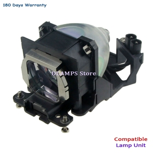 Image 1 - ET LAE900 באיכות גבוהה החלפת הנורה עם דיור תואם עבור PANASONIC PT AE900 PT AE900U PT AE900E עם 180 ימים אחריות