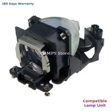 ET LAE900 wysokiej jakości zamienna żarówka z obudową kompatybilna z PANASONIC PT AE900 PT AE900U PT AE900E z 180 dniową gwarancją