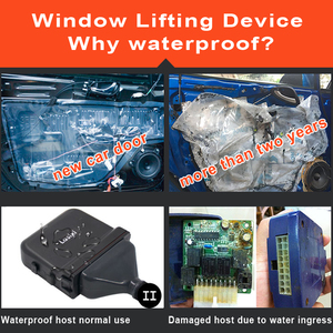 Image 5 - Auto Auto Fenster näher + folding hinten spiegel + geschwindigkeit lock + schiebedach schließen geeignet für X trail 2014 2020 2018 2019