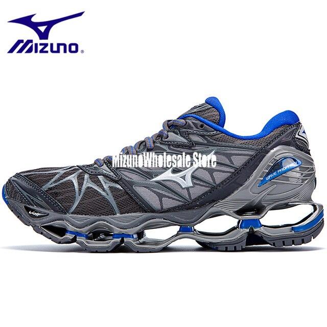 2019 Novos Homens Sapatos MIZUNO Originais ONDA Profecia 7 profissional 8 Cores sneakers Melhores Homens Do Esporte Ao Ar Livre Sapatos De Halterofilismo