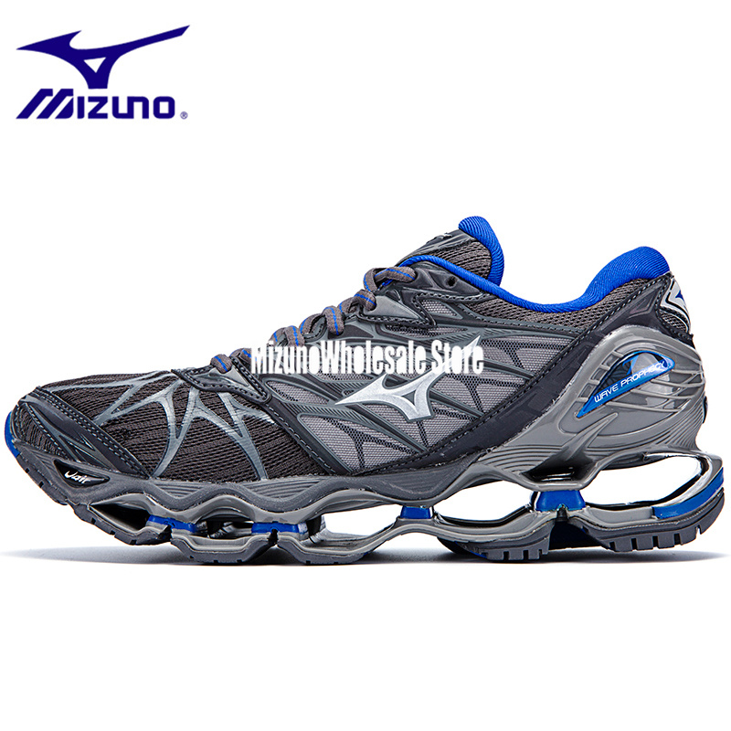 ALI shop ...  ... 32973473391 ... 1 ... Original MIZUNO WAVE Prophecy 7 professional Men Shoes 8 Colors Outdoor Sport sneakers Best Men Weightlifting Shoes Size 40-45 ...