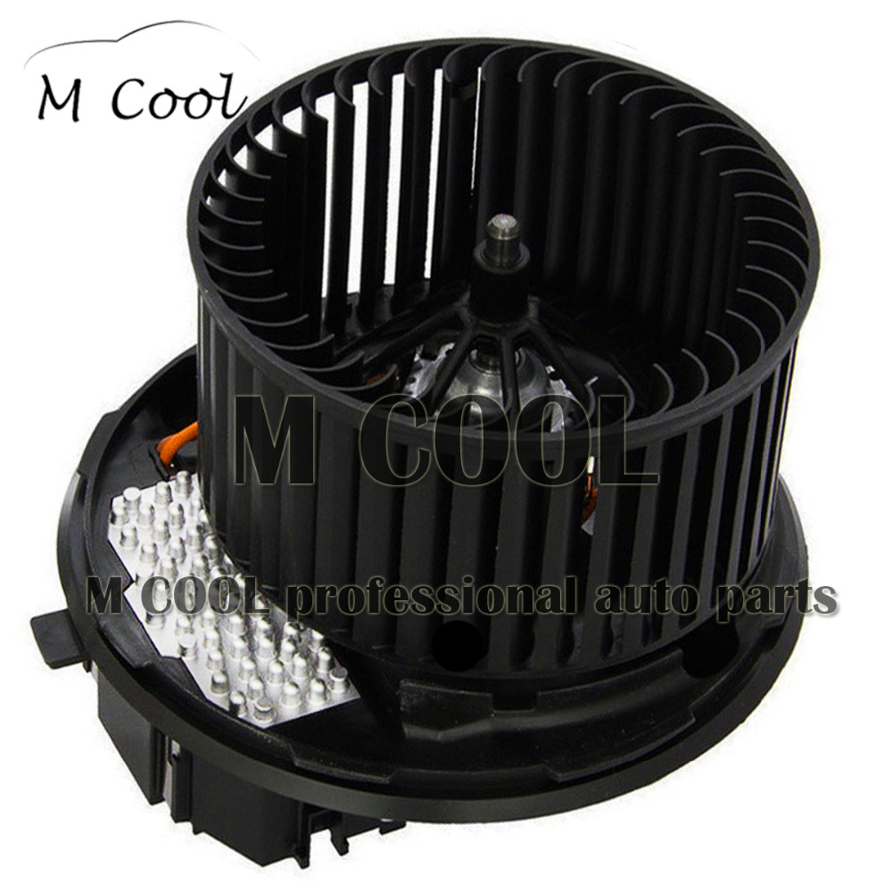 New Car Audi Ac Heater Blower For Audi V W Tt A3 J Etta For Car Volkswagen 1k1820015l 1k1 820 015 L 1657.0102 Distinctive For Its Traditional Properties Auto Replacement Parts