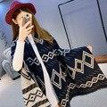 2016 Мода зима шарф женщин платки и палантины марка Толщиной Одеяло Wrap Теплый Кашемир Имитация echarpe femme hiver подарок