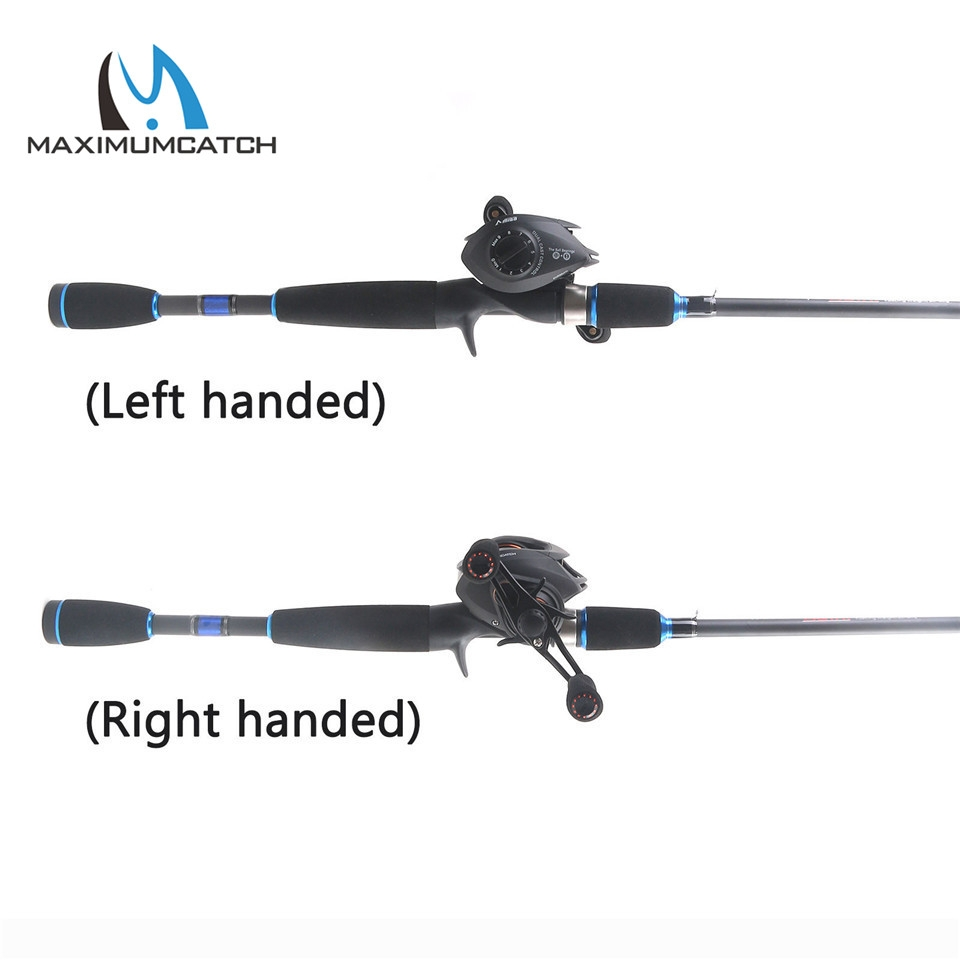 Maximumcatch 2.1-2.4M Lure Weight 3-80g Bait Casting Rod Portable Travel Left & Right Handed Casting Fishing Rod Reel Combo nunatak combo bait casting reel viper 11 bb fishing gear lec casting rod 2 1 m 2 4 m fishing rod lure weight 1 4 3 4 o