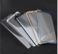 3D Transparent Curved Glass Protection Film For Samsung Galaxy S8 Plus Guard Film For Samsung S8plus