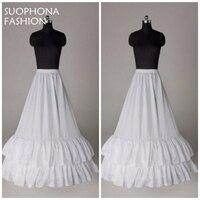 Yeni Varış Artı boyutu A-Line elbise Petticoat jüpon mariage Jüpon Cadılar Bayramı Düğün aksesuarları enaguas para vestidos mujer