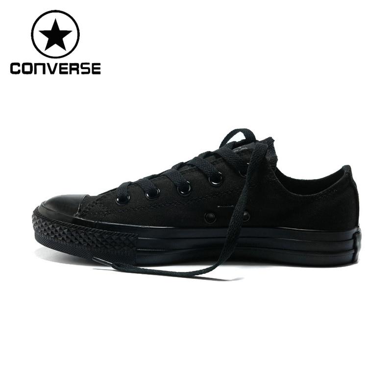 Prix pour D'origine Converse Low top Classique Unisexe Toile Planche À Roulettes Chaussures Sneaksers