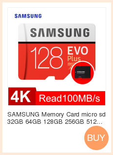 SAMSUNG Memory Card micro sd 32GB 64GB 128GB 256GB EVO Plus Class10 Waterproof TF Memoria Sim Card For smart phones 16